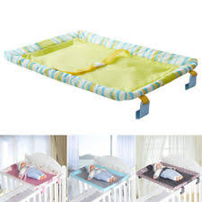 Folding Baby Change Table Cot Top Changing Table Ebay