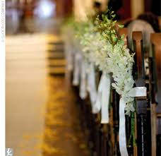 pew decorations for weddings white and green flower pew decoration for wedding adworks pk