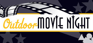 outdoor movie clipart 8