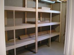 basement shelving ideas homesfeed