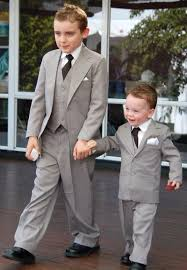 light gray suits for sale sale light gray boy wedding suit notch lapel formal wear boy s