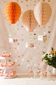 hot air balloon decorations hello wonderful diy paper hot air balloon decoration