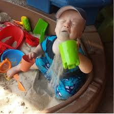 Baby Eating Sand Meme - baby regrets eating sand blank template imgflip