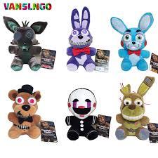 new halloween kids stuffed toys five nights at freddy u0027s 4 fnaf