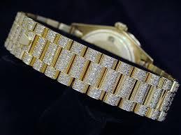 rolex bracelet diamonds images Rolex mens gold day date president 18038 for sale sku 5972758amt jpg