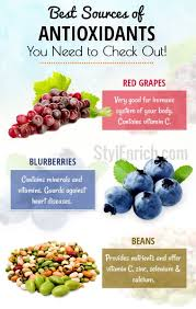 sources of antioxidants you need to include in your diet