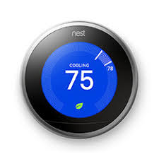 shop thermostats at lowes com