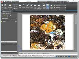 layout en autocad 2015 printing a drawing at a specific scale