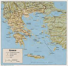 Ithaca Greece Map by Map Of Greece You Can See A Map Of Many Places On The List On