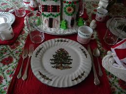 Christmas Open House Ideas by Christmas Table Decor Ideas Inmyinterior White Imanada Lollipops