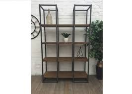 Industrial Bookcases Industrial Bookcases And Shelving From Rustic Industrial