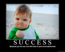 Baby Success Meme - share your success come over to nicole bandes the you coach and