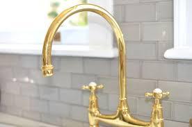 Brass Kitchen Faucet Best Unlacquered Brass Kitchen Faucet Home Design Ideas Luxury