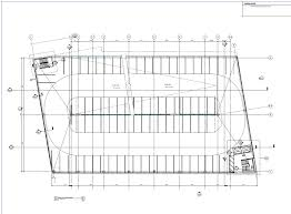 building plan for garages exceptional house car parking autocad