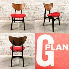 G Plan Dining Room Furniture by Gplan Dining Chairs Reloved Upholstery