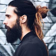 types of ponytails for men 50 stately long hairstyles for men