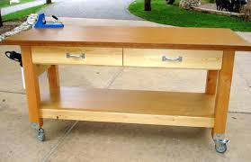 Ideas For Workbench With Drawers Design Workbench Top Ideas Proportionfit Info