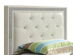 amazon com william u0027s home furnishing 89857 breen headboard