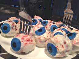 ghoulish cake pops eat your tarte out baking cooking and