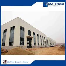 china high quality prefabricated steel structure building with h