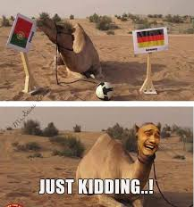 Camel Memes - germany vs portugal camel s wrong prediction results in funny memes