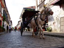 philippine kalesa vigan one of the new 7 wonder cities 15 degrees east