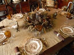 table thanksgiving nancy u0027s daily dish rustic thanksgiving table w clarice cliff