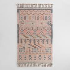Monogrammed Rugs Outdoor by Boho Kilim Nagar Indoor Outdoor Rug World Market