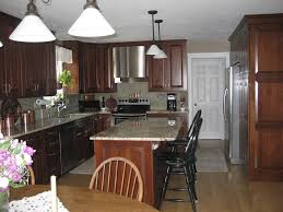 kitchen remodel with island kitchen remodeling kitchen design worcester central massachusetts