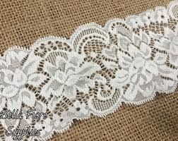 lace ribbon in bulk stretch lace trim etsy