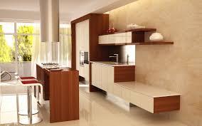 modular kitchen island counter modular kitchen with a breakfast bar homelane