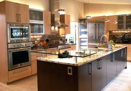 kitchen island dimensions for seating with sink and hob height
