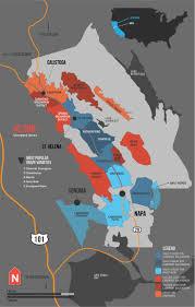 Sonoma California Map 65 Best Wine Maps Vins Cartes Des Régions Images On Pinterest