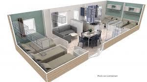 mobil home 4 chambres mobil home 4 chambres pour 8 personnes cing soleil de la