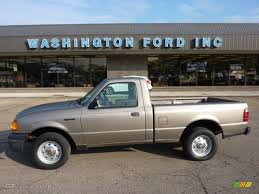 Ford Ranger Truck Colors - 2005 arizona beige metallic ford ranger xl regular cab 49905027