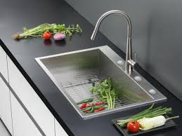 Sink Bowl Sinks Amazing Overmount Kitchen Sink Top Mount Kitchen Sinks