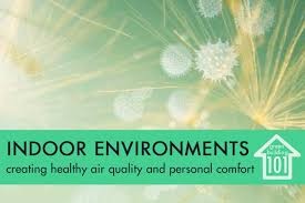 Council On Environmental Quality Guidelines Green Building 101 Indoor Environmental Quality Clean Air And