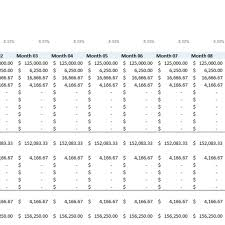 free small business budget template u2013 capterra blog in free excel