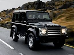 land rover defender black land rover defender svx 2008 picture 7 of 31