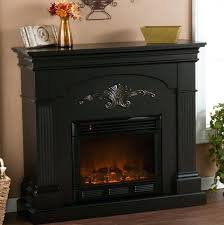 Black Electric Fireplace Black Electric Fireplaces S Black Electric Fireplace Entertainment