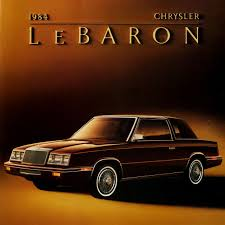 chrysler lebaron cars