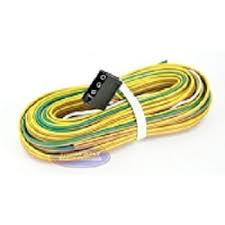 trailer light wiring harness 5 flat 35ft to re wire trailer lights