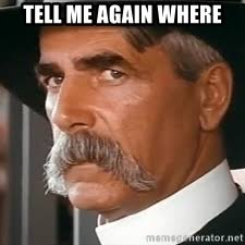 Sam Elliot Meme - well there it is the dumbest fucking comment ever sam elliot