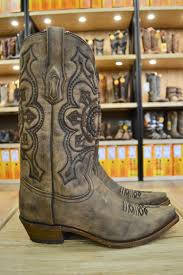 corral men u0027s distressed brown leather pointed toe cowboy boots