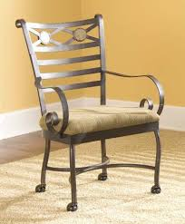 catchy upholstered dining room chairs with casters image hd gigi