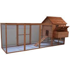 Backyard Chicken Houses by Amazon Com Pawhut 144