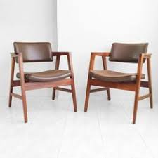 Gunlocke Chair Mid Century Modern Gunlocke Chairs Selling Some Just Like These
