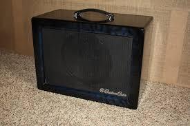 Custom 1x12 Guitar Cabinet B Custom Cabs Signature Design 1x12 Guitar Cabinet Quilted Reverb