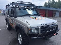 land rover discovery off road bumper land rover discovery 2 td5 off roader 12 months mot 4inch lift