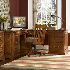 Affordable Furniture Warehouse Texarkana by Riverside Furniture Cantata Traditional L Computer Workstation
